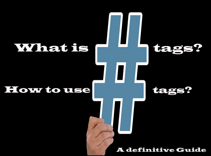 What is hashtags